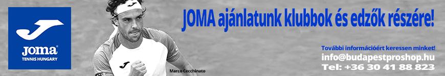 JOMA – Minden, ami tenisz